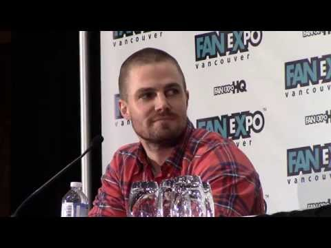 Fan Expo Vancouver 2014: Stephen Amell Teases What's Next on Arrow