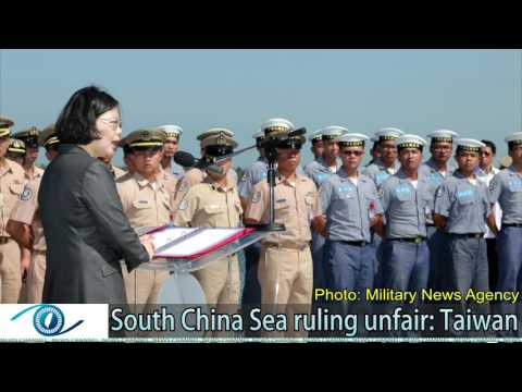 """It's an island!"" says Taiwan. Taipei rejects South China Sea ruling"