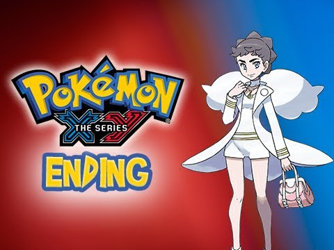 Pokemon X and Y Gameplay Walkthrough Part 85 -  ENDING Champion Diantha