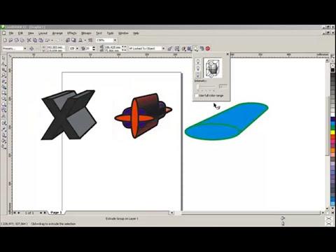 CorelDraw X3 Video Görsel Eğitim Seti Türkçe gorselogretim.com