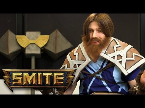 THE OFFICE OF SMITE: LAUNCH DAY