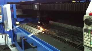 HK Laser & Systems FL3015 Tube Cutting