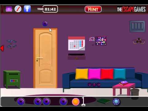 Natty house escape walkthrough youtube for Minimalist house escape 2 walkthrough