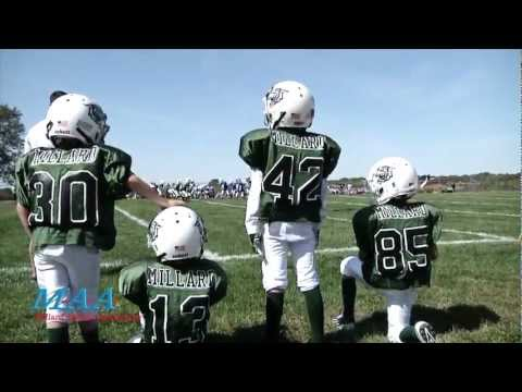 Millard Athletic Association Football