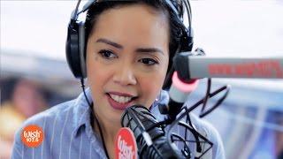 """Kakai Bautista covers """"Bakit Nga Ba Mahal Kita"""" LIVE on Wish 107.5 Bus"""