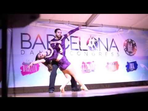 BDC2016   Freddy and Andressa in performance ~ video by Zouk Soul