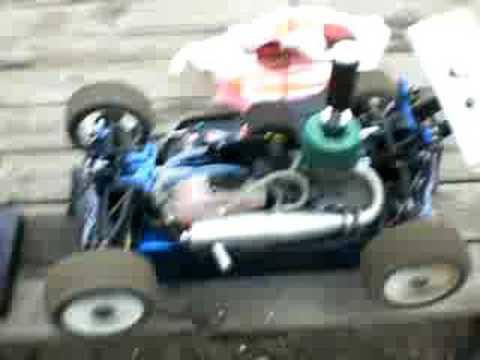 Sirio Kanai engine on a MP777