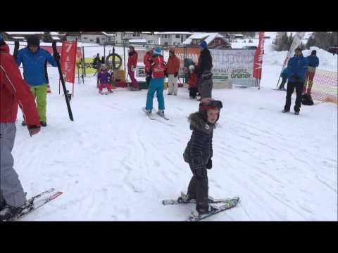 Femke Meines Wintersport 2015 deel 4: Vuurwerk in
