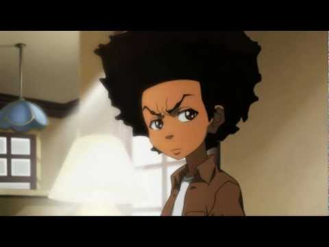 The Boondocks Soundtrack - Thank You For Not Snitching