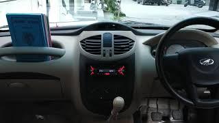 Mahindra Xylo D4 varient interior