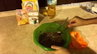 Как сделать бисквит на 8 марта