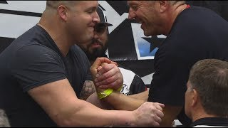All Left Arm Championship Matches at 2018 California State Armwrestling Championship