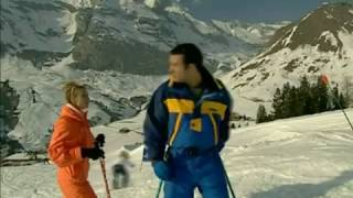 Un gars une fille - le ski & au chalet