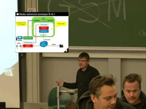 [FOSDEM 2014] Media redirection for Spice remote computing solution