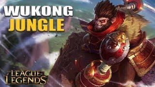 League of Legends Wukong Jungle