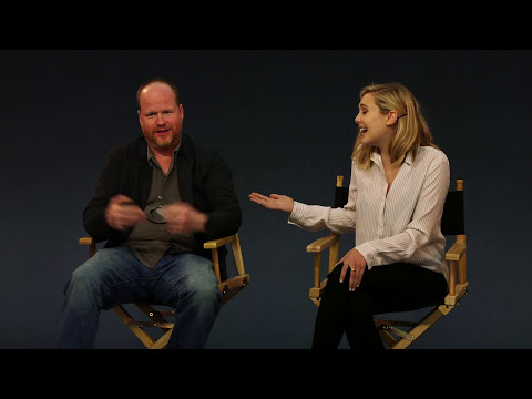 Joss Whedon and Elizabeth Olsen - Avengers: Age of Ultron Interview