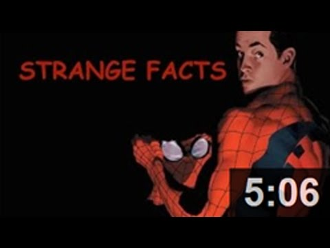 Top 5 Strange Spiderman Facts - Featured Video