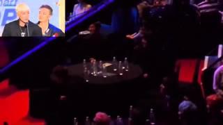 160217 BTS reaction to Big Bang speech ( Win ) @ GAON CHART KPOP AWARDS 2016