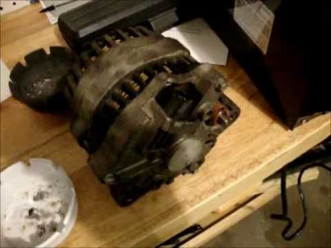 2005 Ford Ranger Alternator Replacement - O'Reilly Ultima Select Alternator