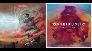Maybe I Lived - Jon Bellion vs OneRepublic (Mashup)