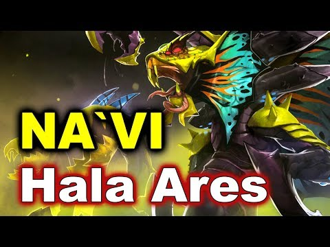 Na'Vi vs Hala Ares - CIS Quals - ESL MAJOR DOTA 2