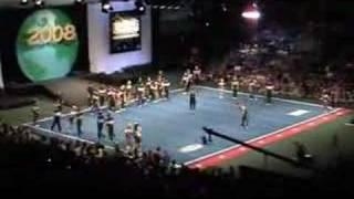 The Cheerleading Worlds 2008 - Cheer Athletics