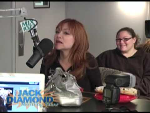 JUDY TENUTA on the JACK DIAMOND MORNING SHOW