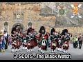 The Black Watch P&D Parade Edinburgh's Royal Mile [4KUHD]