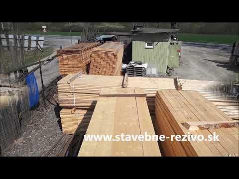 Veľkoobchodný predaj stavebného reziva