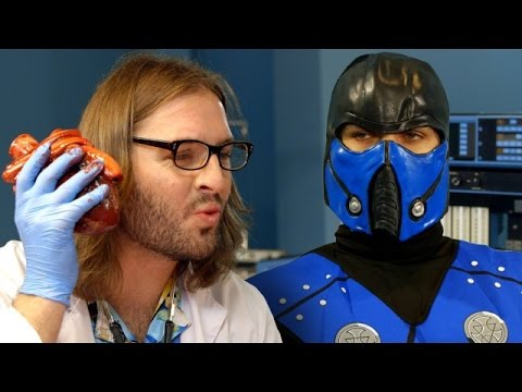Mortal Kombat доктор