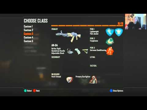 In-Depth Competitive Class Setups - Black Ops 2