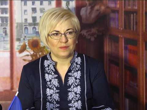 """Про Об'єднання українок """"Яворина"""" ‒ в етері каналу """"Житомир"""" (програма """"Самоврядування"""")"""