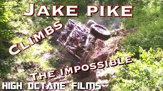 JAKE PIKE CLIMBS THE IMPOSSIBLE FLAT NASTY BOUNTY HILL SBF HALF TON ROCK BOUNCER