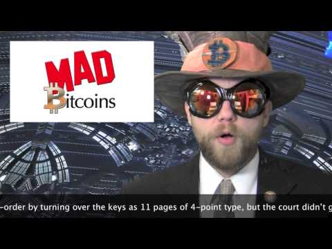 IRS eyes Bitcoin -- FBI Wallet Pranked -- FBI tries to seize 600,000 Bitcoins