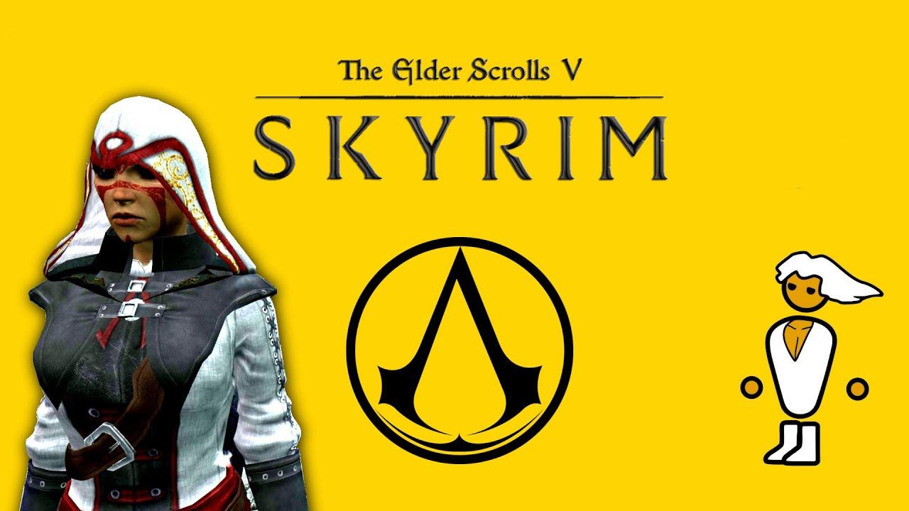 Skyrim Assassin Armor Mods Skyrim Imperial Assassin Armor