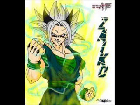 Dragon Ball Z -transformaciones de goku  1-20