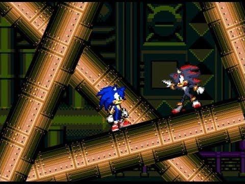 Sonic VS Shadow: Perfect Duel - WMP Cut Edition