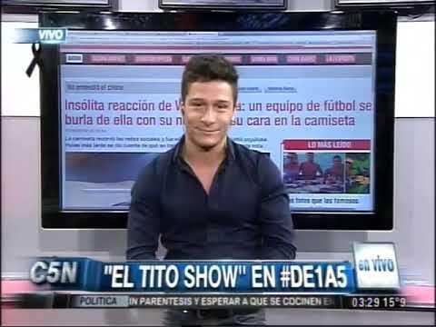 C5N - DE 1 A 5: BATALLA DE GALLOS