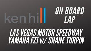 Yamaha Champions School FZ-1 Ken Hill / Shane Turpin LVMS IRC