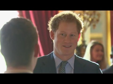 Prince Harry's fickle relationship with the media