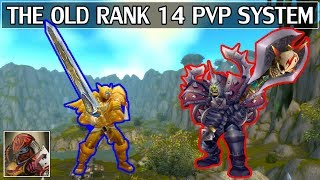 The Old Rank 14 PVP System - Time Warp Episode 9