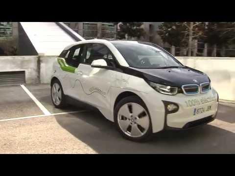 El primer servicio de car sharing eléctrico corporativo en España