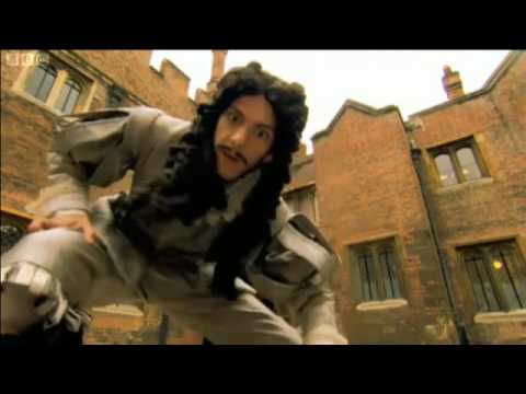 Horrible Histories - Charles Ii: King Of Bling video