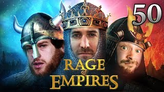 Der Geburtstag | Rage Of Empires #50 mit Donnie, Florentin & Marco | Age Of Empires 2
