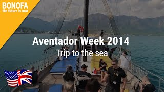 Aventador Experience – trip to the sea | day 2