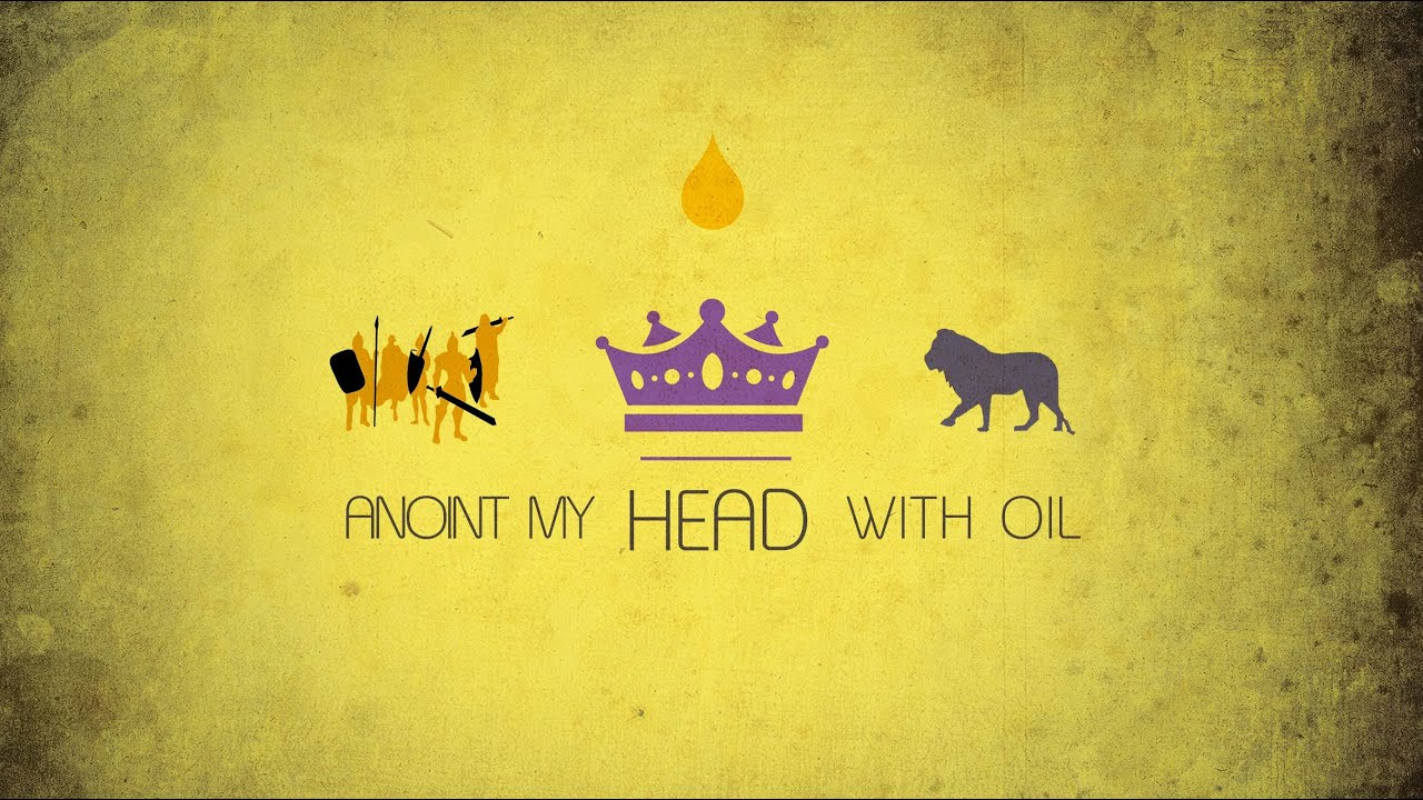 How to Anoint Oil foto