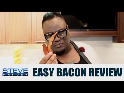 James Wright Chanel Reviews Easy Bacon    STEVE HARVEY