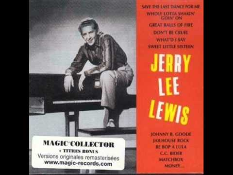 Jerry Lee Lewis - Sweet Little Sixteen