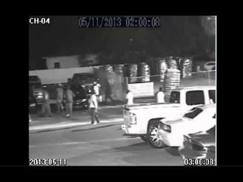 """Shooting"" Police release surveillance video in fatal shooting at Tampa nightclub"