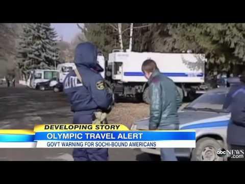 Olympics Terror Attack Sochi Olympics Alert